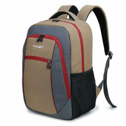 Insulated Cooler Backpack Lightweight Bag Leak Proof with fo