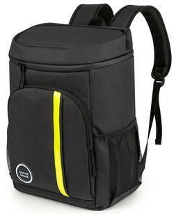 Insulated Cooler Backpack Lightweight Cooler Bag - 30 L - Le