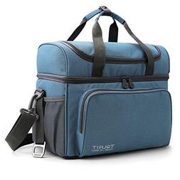 TOURIT Insulated Cooler Bag 15 Cans Large Lunch Bag Travel C