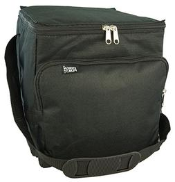 Ensign Peak Large Insulated Cooler Bag, Black