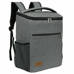 Insulated Cooler Bag Backpack Soft Cooler Soft-Sided Cooling