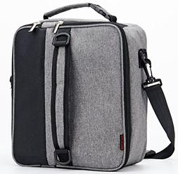 SACSTAR Insulated Cooler Lunch Bags for Men,Women,Leakproof