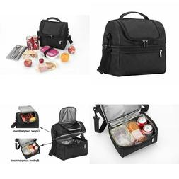 Insulated Cooler Lunch Bags for Men,Women,Leakproof Work Lun
