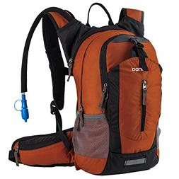 Gelindo Lightweight Daypack, Durable Hydration Pack with 2.5