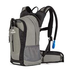 RUPUMPACK Insulated Hydration Backpack Pack with 2.5L BPA Fr