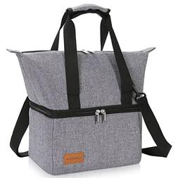 Lifewit Lunch Cooler Bag Reusable Lunch Box, Insulated Lunch