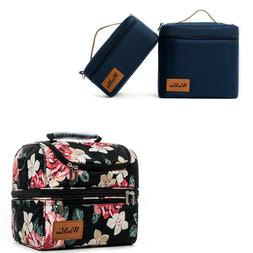 Insulated Lunch Bag for Women Men Thermal Cooler Tote Food L