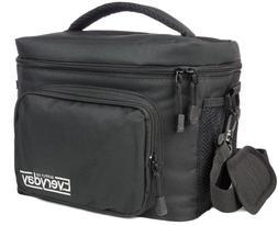 Insulated Lunch Bag  — Freezer Safe, Nylon Durability, Zip
