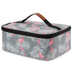 Insulated Lunch Cooler Bag Leak Proof Holder Thermal Organiz