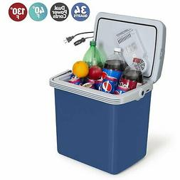 K-Box Electric Cooler and Warmer for Car and Home - 34 Quart