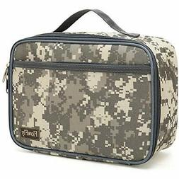 Kids Lunch Box Insulated Soft Bag Mini Cooler Thermal Meal T