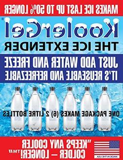 KoolerGel The Ice Extender By TBK Industries LLC