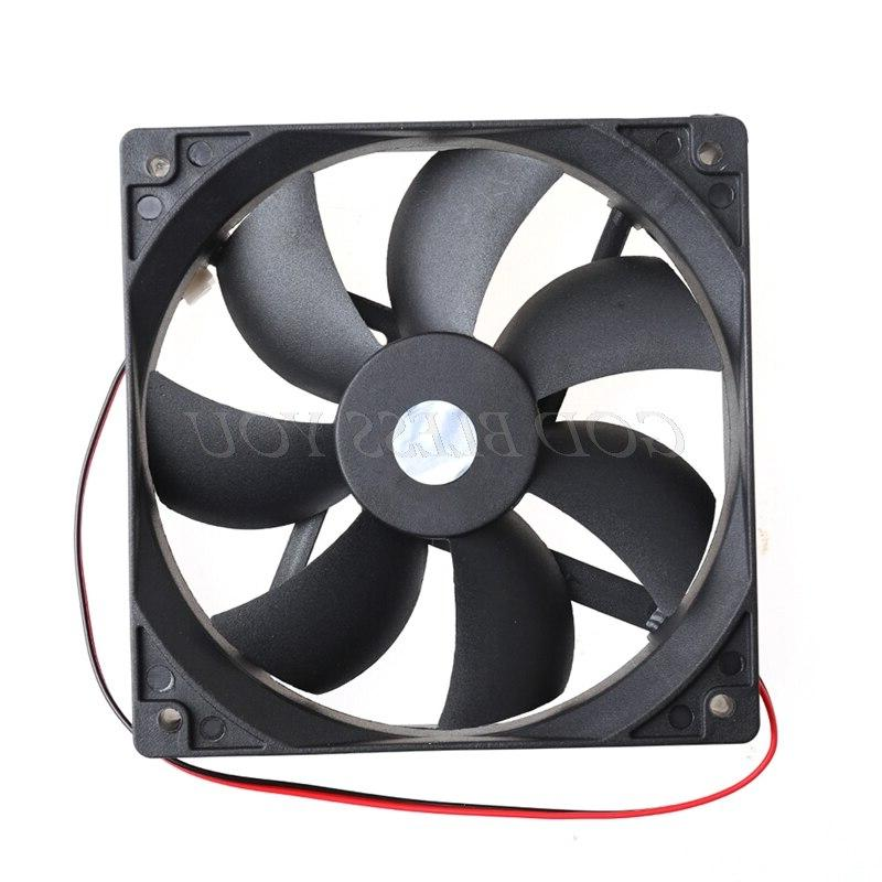 12V Pin <font><b>Cooler</b></font> <font><b>Small</b></font> Fan 25mm Box Hydraulic Computer Heatsink