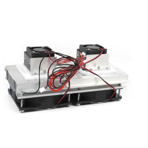 12V Thermoelectric Peltier Cooling System Fan