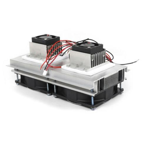 12V Thermoelectric Cooling System Fan