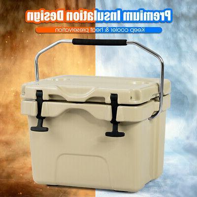 High Cooler Portable Design Khaki