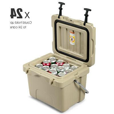 16 Quart Ice Chest High Insulated Portable