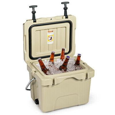 16 quart ice chest high performance insulated
