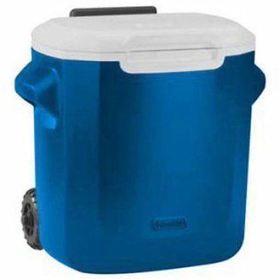 16 quart wheeled cooler