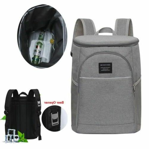 18L Insulated Picnic Rucksack Ice Bag box