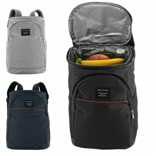 18L Insulated Picnic Ice Cooler Bag