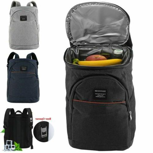 18L Insulated Cooling Picnic Camping Rucksack Ice Cooler Bag