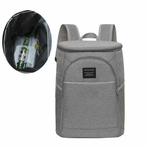 18L Insulated Backpack Picnic Camping Ice