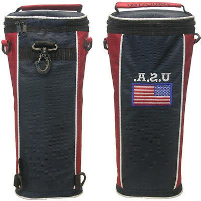 2 cool soft sided insulated golf bag
