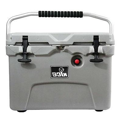 20 quart double wall insulated portable cooler