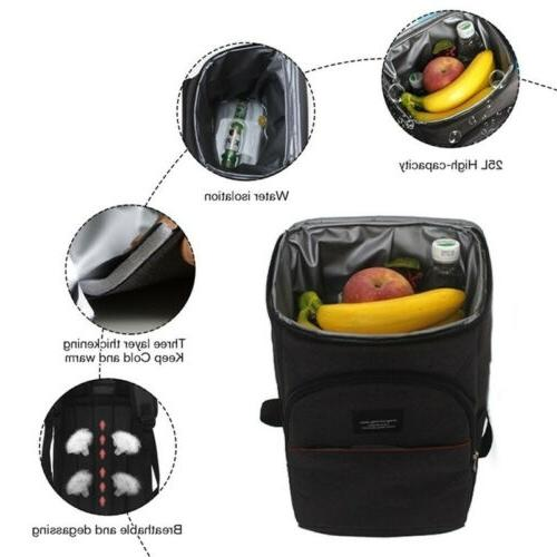 20L Insulated Cooling Picnic Beach Ice