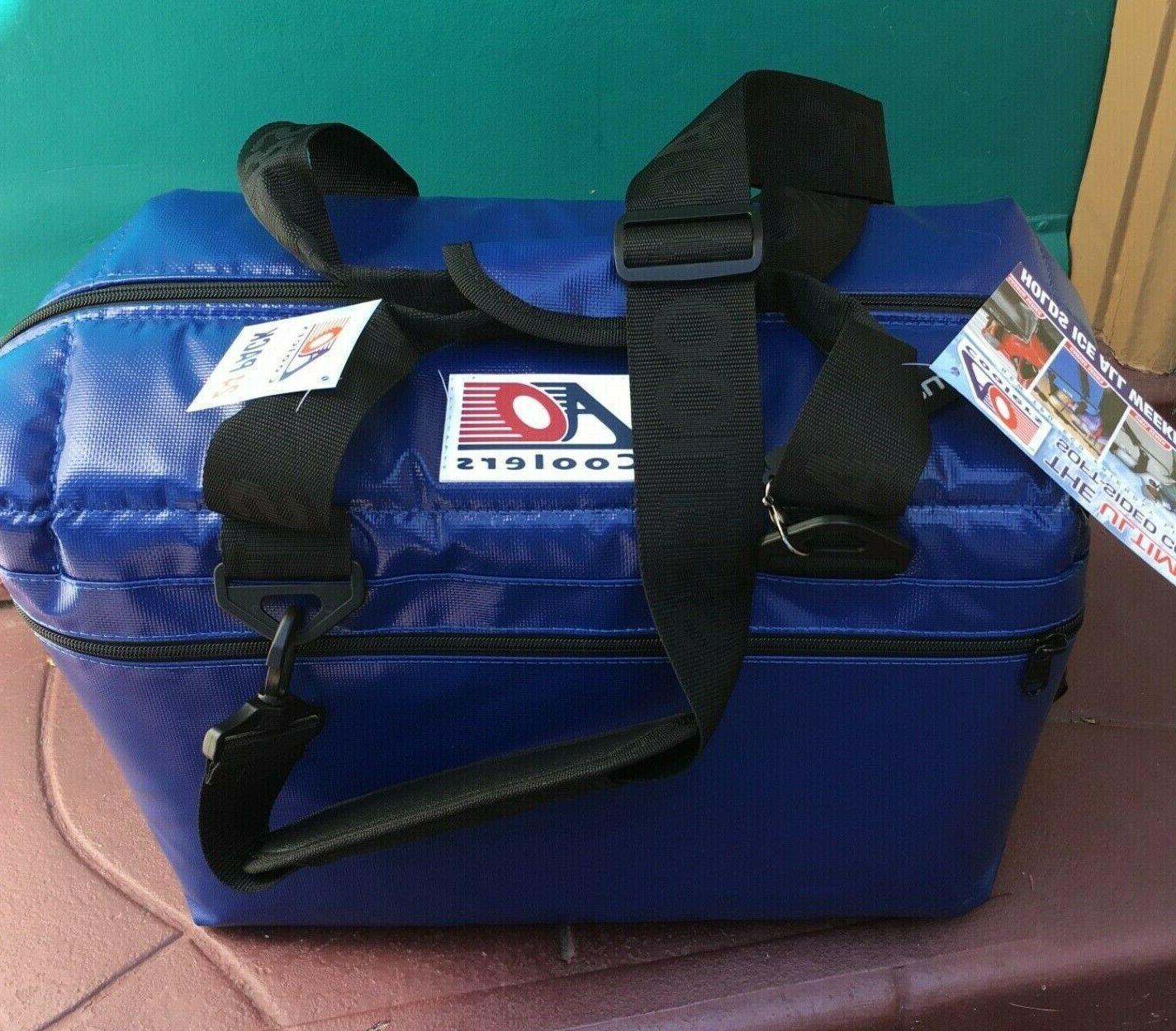 AO 24-Pack Series Blue AOFI24RB NWT Picnic