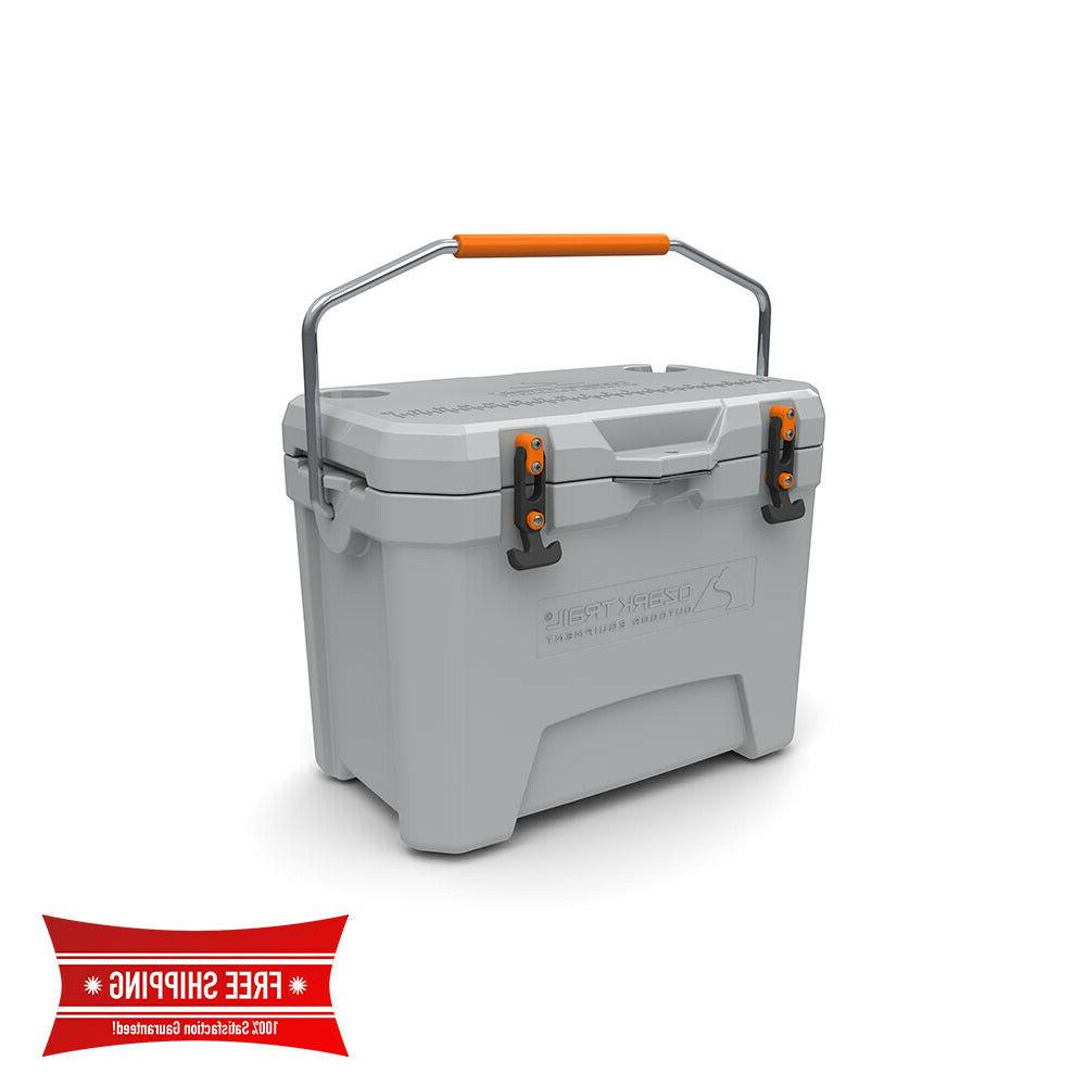Ozark Trail 26-Quart High-Performance Roto-Molded Cooler Gra
