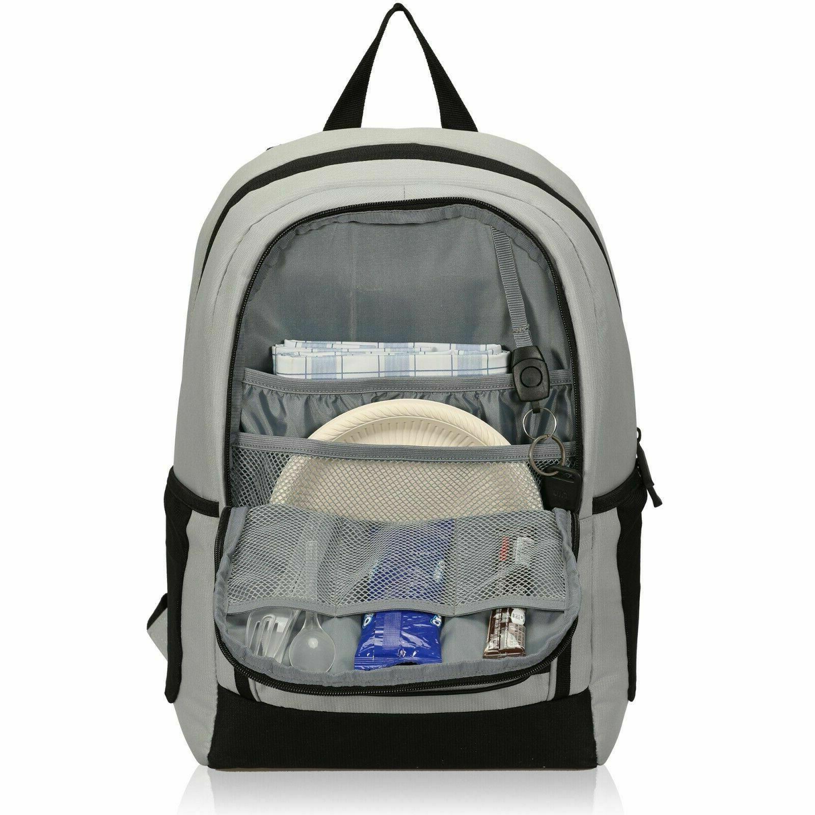 27 Cooler Leakproof Bag Thermal Camping