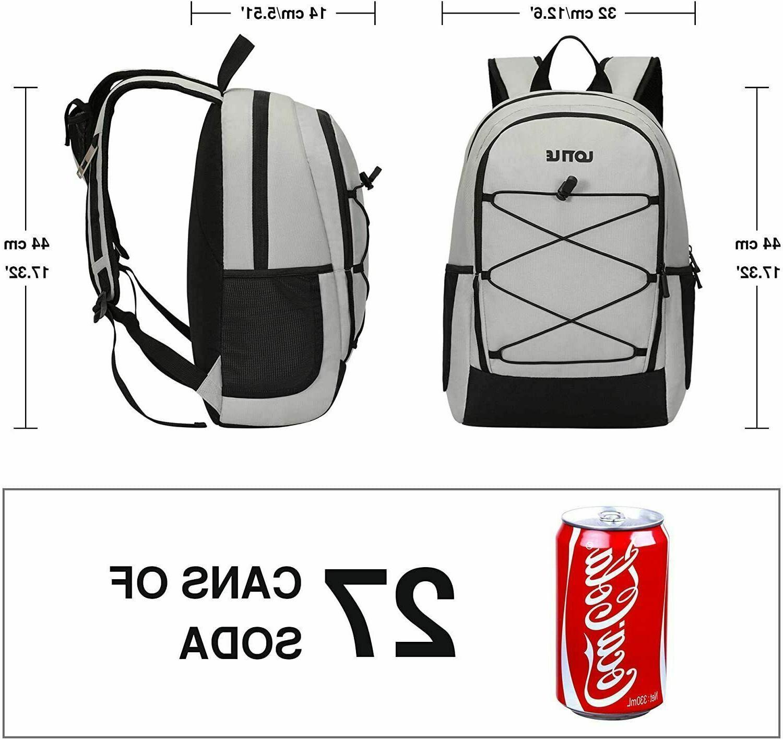 27 Leakproof Bag Thermal Camping Picnics