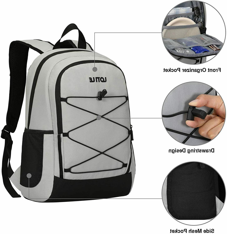 27 Cans Backpack Soft Cooler Bag Lightweight