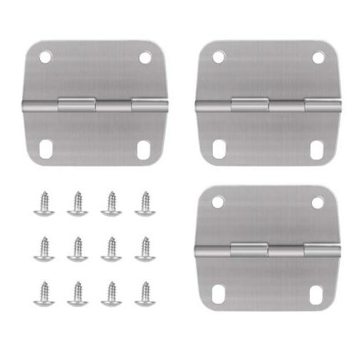 3 Pack Replace and Screws Coolers