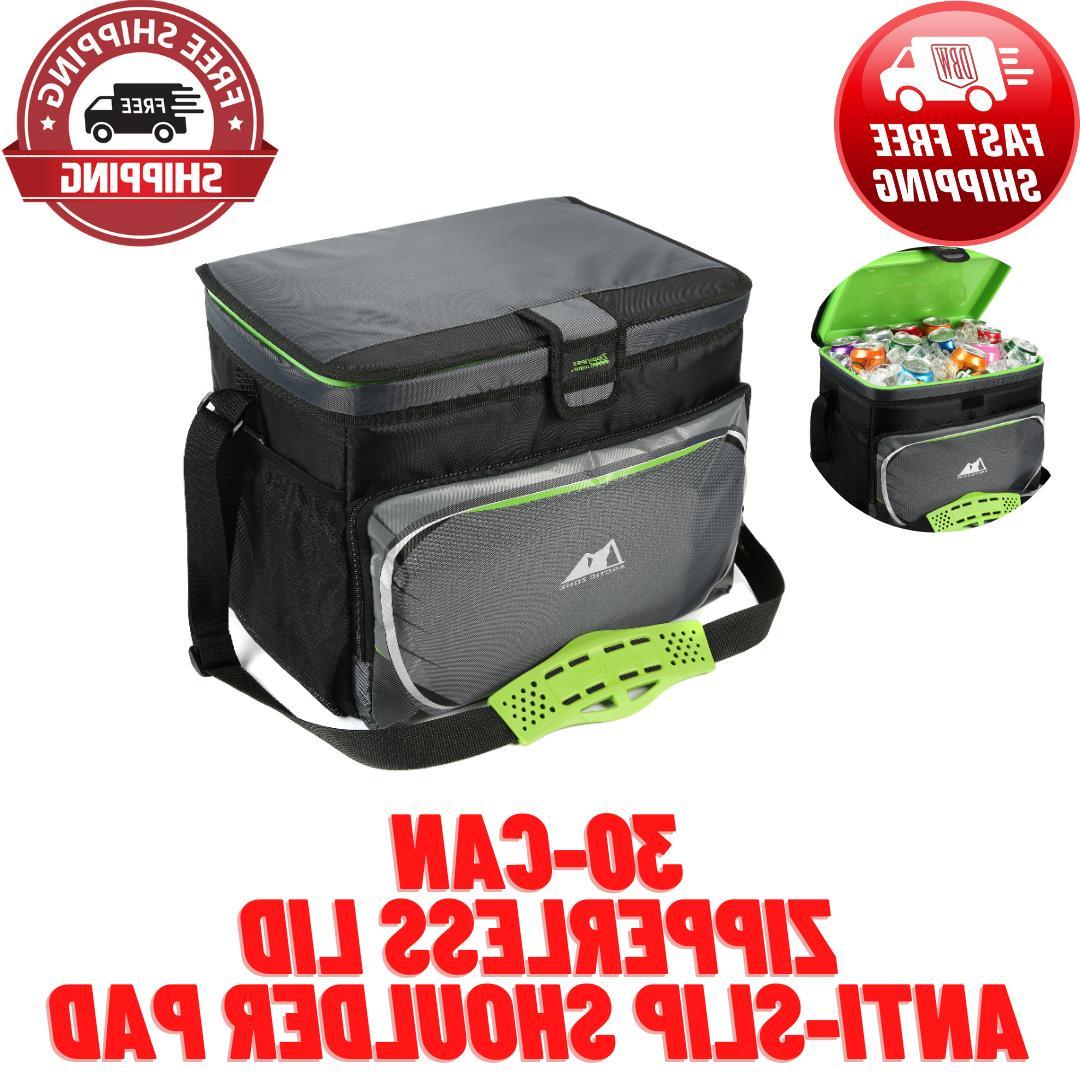 Arctic Zipperless Cooler, FDA Compliant, Sport,
