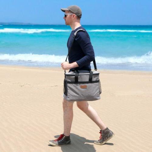 Lifewit Cooler Bag Travel Bag Beach BBQ Camping Picnic