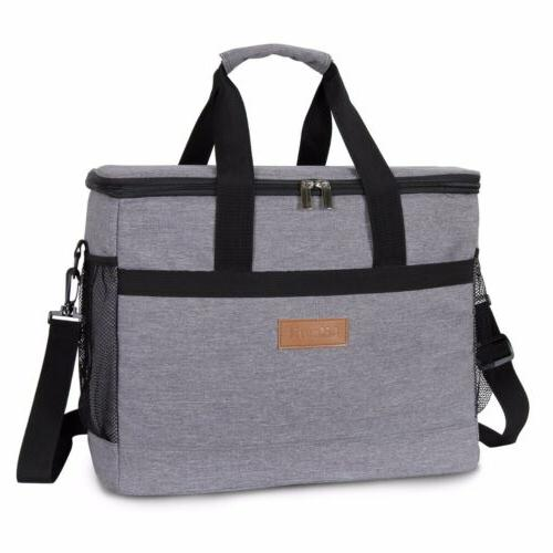 30l cooler bag travel insulated lunch box