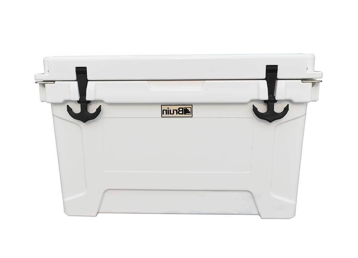 45l 48qt roto molded cooler and ice