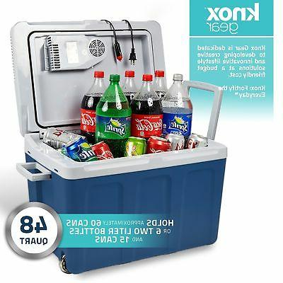 Knox Quart Cooler/Warmer in Car and Home Plug