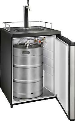 1-Tap Beverage Cooler - Stainless