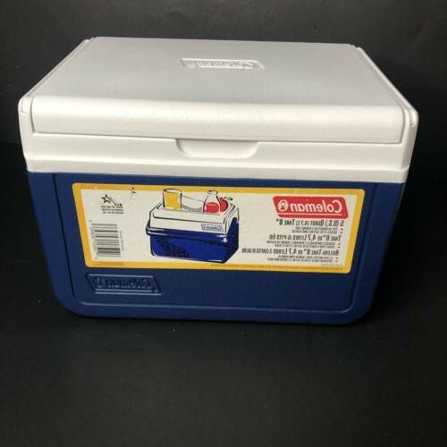 5 quart fliplid cooler