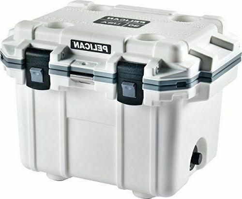 50 quart elite deluxe cooler