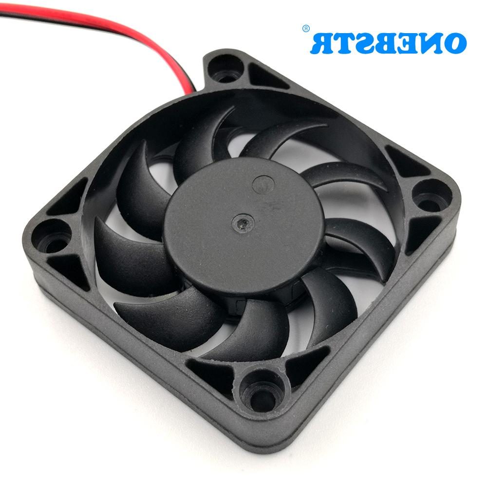 5010 Brushless 5V 12V <font><b>Small</b></font> Power Supply 5cm Mini Radiator Industrial Cooling Free shipping