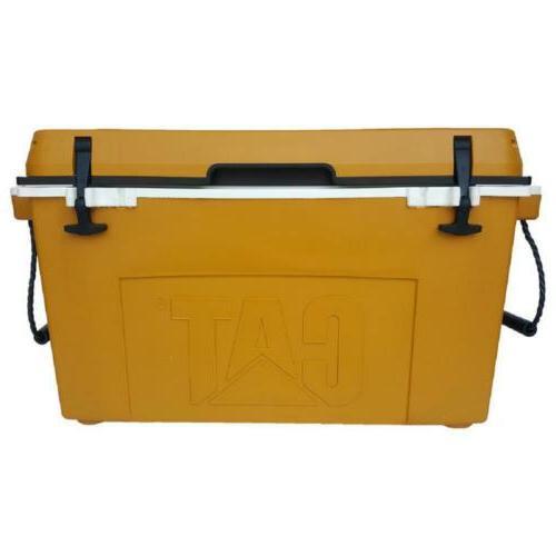 55 qt caterpillar chest cooler machine locking