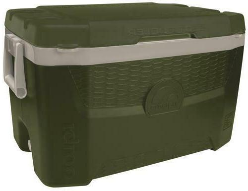55 qt cooler ice chest box cool