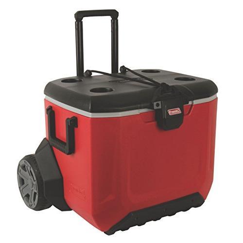 Coleman A/T Wheeled Cooler, Quart