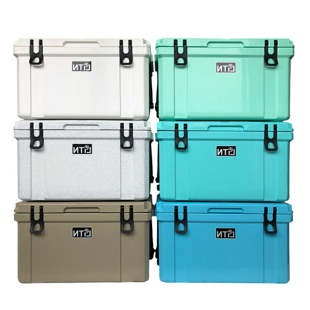 57 QT SERIES COLD ICE CHEST COOLER RotoMolded High Performan