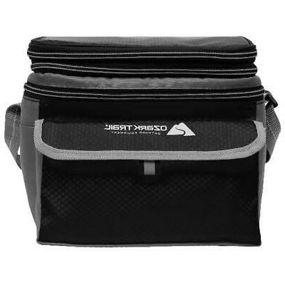 6 Can Soft Sided Cooler with Removable Hard Liner Inser Ozar